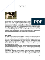 Livestock Assignment