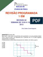 1EM - REVISÃO PROGRAMADA - 02