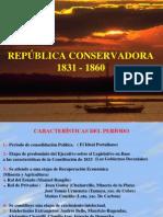 07. Republica Conservadora