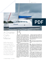 Multihulls Quarterly Magazine -- Sunsail Yacht Partnership Program; an owner's perspective.