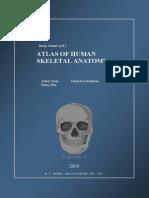 Anatomy Atlas Cranium
