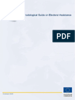 Ec Methodological Guide on Electoral Assistance En