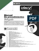 Manual Delegado (Control)