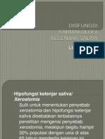 DISFUNGSI