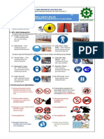 Safety Induction General Safety Rules