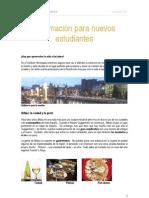 informacion nuevos estudiantes Bilbao Instituto Hemingway