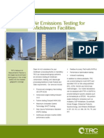 Air Emissions Testing for Midstream Facilities