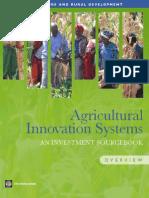 Innovative Agri Credit