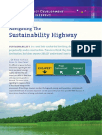 SES - Navigating the Sustainability Highway