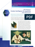 SES - Product Intelligence & Capability With Electronics