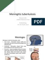 Meningitis Tuberkulosis 1