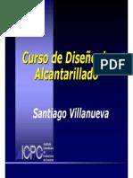 SERIE 1 DISEÑOS DE ALCANTARILLADOS