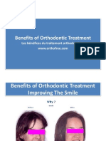 1-Benefits of Orthodontic Treatment