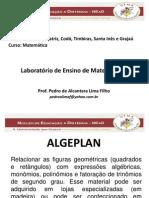 Slides Da Videoaula 2 - Algeplan