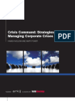 Crisis Command- Strategies for Managing a Corporate Crisis