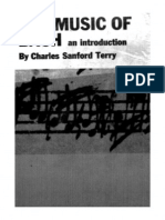 The Music of Bach ; An Introduction (Charles Sanford Terry, 1933)