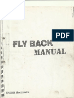 Manual de Fly Back - Kaizer