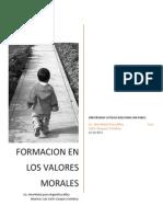 Valores Humanos (Luis Vasquez)