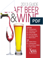 Craft Beer and Wine Guide