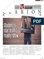 Lee Clarion Volume 68, Issue 3