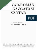 1181 Dictionar Maghiar romin