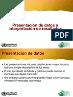 STEPS Data Interpretation Esp