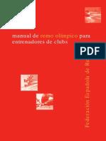 Manual Entrenador de Club de Remo Bm1