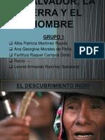 El Salvador, La Tierra y El Hombre
