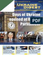 Ukraine Digest. Issue 25 (October 18. 2013)