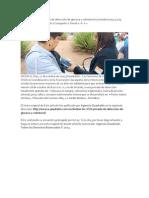 17/10/3 Quadratin Invitan los SSO a jornada de detección de glucosa y colesterol 17