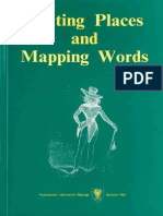 David Jarett, Tadeusz Rachwal - Writing Places and Mapping Words