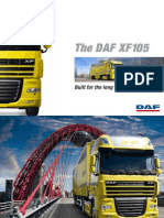 Daf Xf105 Brochure 2012 Hq Gb