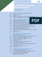 27 - Hypothalamisch-hypophysäres System und Zielgewebe