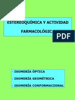 Estereoquimica y la farmacologia.ppt