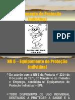 Equip Palestra EPIs