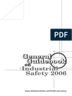 Japan - Guidebook for Industrial Safety 2006 Edition