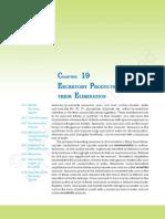 Excretory Pds and Elimination