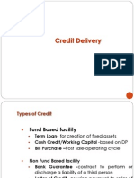 Credit Delivery