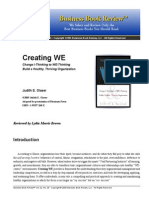 Creating We - Chaning I Thinking to WE.pdf