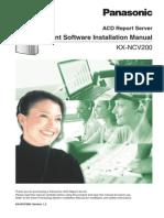 Acd Report Server Manual