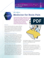 SES - Medicine for Resin Pain