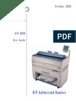 KIP 3000 - Users Guide A2