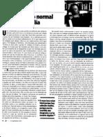 Medicalizacion de La Normalidad Articulo de Javier Marias