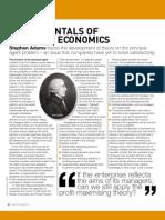 eco article - fundamentals of business economics