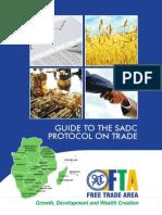 SADC Trade Guide