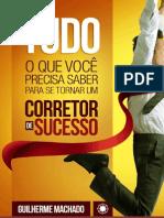 Guilhermemachado eBook Tudo Para Corretor Sucesso Mercado Imobiliario