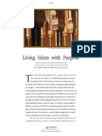 Living Islam with Purpose