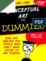 Conceptual Art for Dummies