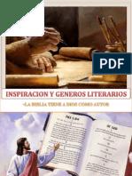 02 Inspiración y Géneros Literarios