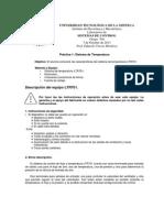 P1 Sistema de Temperatura LTR701